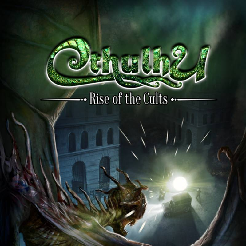 /Cthulhu: Rise of the Cults - poster