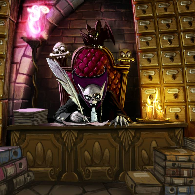 /Vampire clerk - TowerTournament
