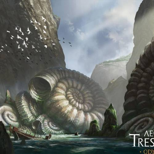 /Siren Colony -  Aeon Trespass: Odyssey